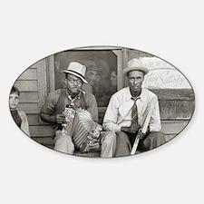 Street Musicians, 1938 Bumper Stickers