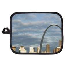St. Louis: Old Courthouse & Gateway Arch Potholder