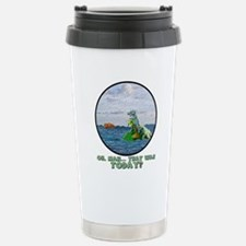 That Was Today Stainless Steel Travel Mug