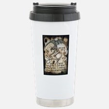 The Nightguant Stainless Steel Travel Mug