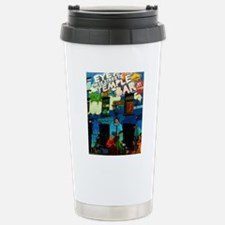 Temple Bar Street  Travel Mug