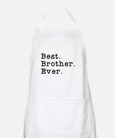 Best Brother Ever Apron