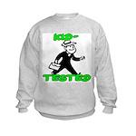 Kid Tested Kids Sweatshirt