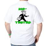 Kid Tested Golf Shirt