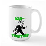 Kid Tested Large Mug