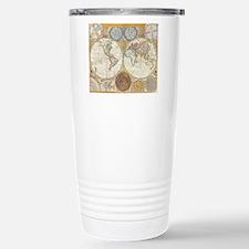 World Map 1794 Travel Mug