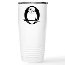 owl eule owlet kauz moo Travel Mug
