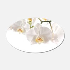 Orchids Reflection Wall Decal