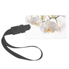 Orchids Reflection Luggage Tag
