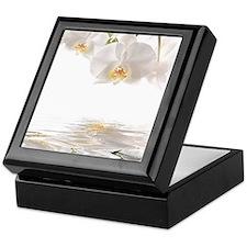 Orchids Reflection Keepsake Box