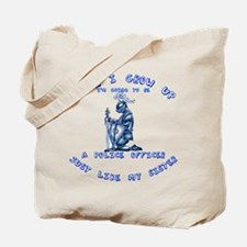When I Grow Up Sister Tote Bag
