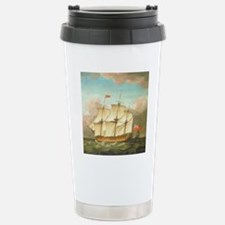 HMS Victory by Monamy S Travel Mug