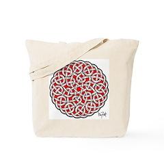 Solomon's Knot Tote Bag