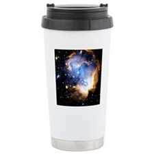 Star Clusters Travel Coffee Mug