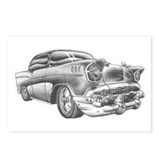 Cute Chevy Postcards (Package of 8)