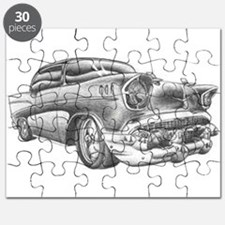 Cute 57 chevy Puzzle