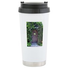 When One Door Closes Travel Mug