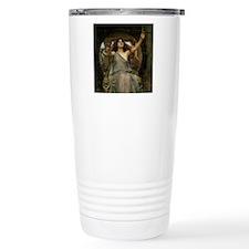 Circe by JW Waterhouse Travel Mug