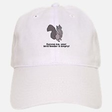 Bird feeder empty Baseball Baseball Cap