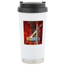 PS2013 Event Shirt Travel Mug