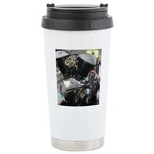Indian Motorcycle Engin Travel Mug