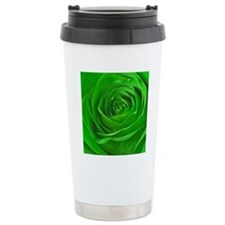 Abstract Center of a Gr Travel Mug