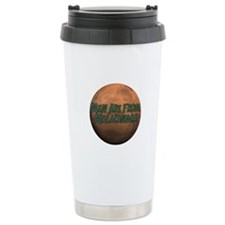 Men Are From Malacandra Travel Mug