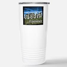 Stonehenge Great Britain Stainless Steel Travel Mu