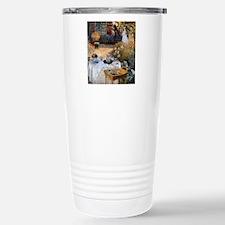 The Luncheon Monet Travel Mug