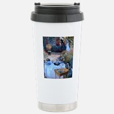 The Luncheon by Monet Travel Mug