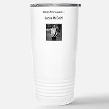 Funny Luca Travel Mug