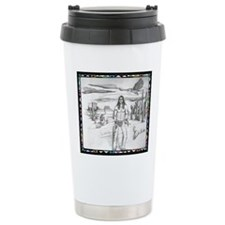 Of the Land Travel Mug