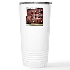 Coca-Cola Ghost Sign Travel Mug