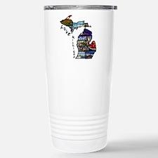 Love Michigan Travel Mug