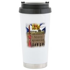 Women's Heavy Athletics Travel Mug