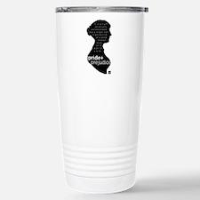 Pride and Prejudice-silo Travel Mug