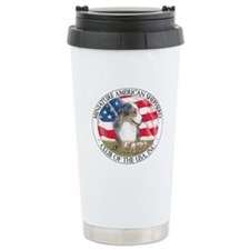 MASCUSA Logo Travel Mug