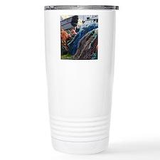 Dutch Harbor Fishing Bo Travel Mug