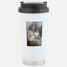 Jesus with child Stainless Steel Travel Mug