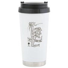 Gathering The Sun Travel Mug