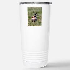 Pronghorn by in Meadow Stainless Steel Travel Mug