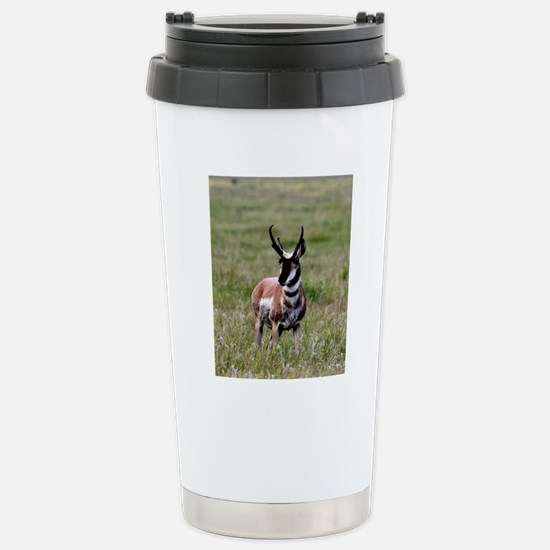 Pronghorn by in Meadow Stainless Steel Travel Mug