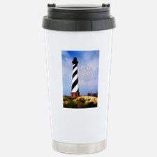 Cape Hatteras Lighthouse Poster Text Outer Banks S