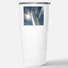 Chemtrail Skulls Travel Mug