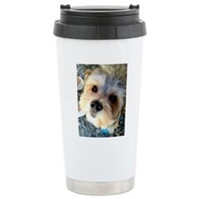 Morkie Love Travel Mug