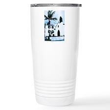 White Church Funchal Po Travel Coffee Mug