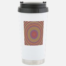 Trippy Stainless Steel Travel Mug