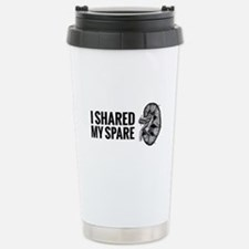 Cute Donation Travel Mug