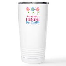 Elementary Principal Personalized Travel Mug