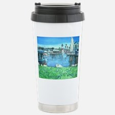 Oceanside Harbor Travel Mug